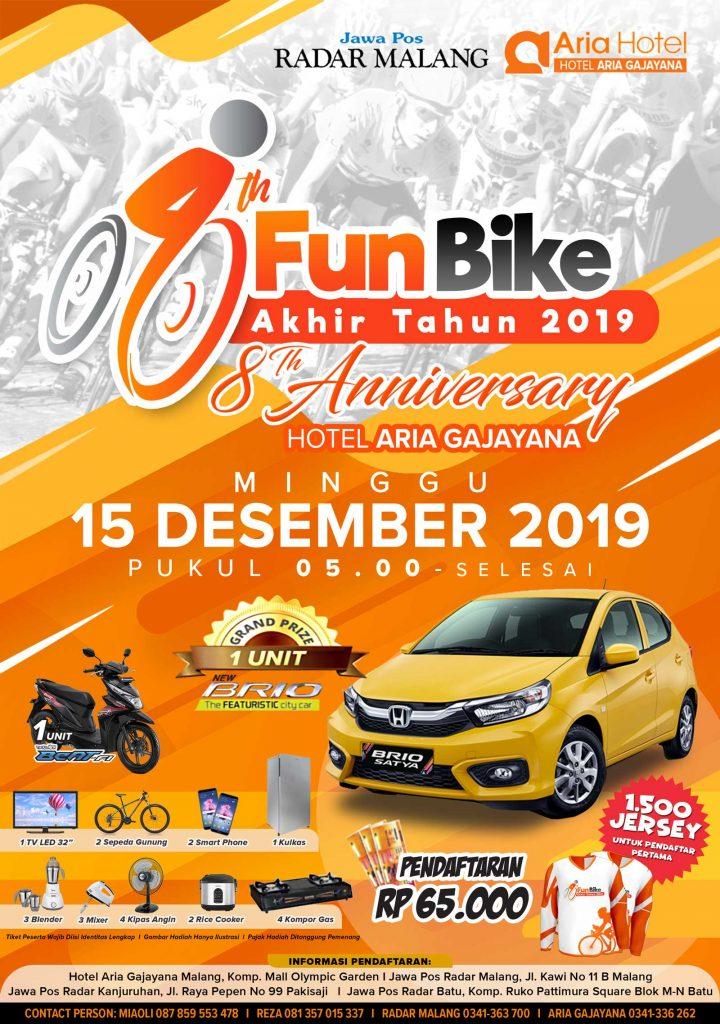 Funbike 2019 Aria Gajayana